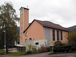 Loffenau, Kirche St. Theresia