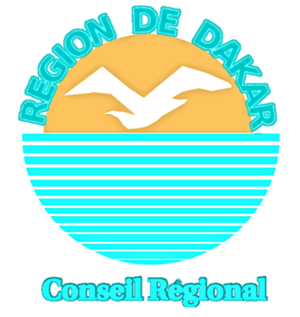 Dakar Region - Image: Logo council region dakar