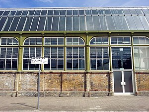 Greenwich Heritage Centre - Image: London Woolwich, Royal Arsenal, Greenwich Heritage Centre
