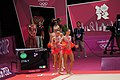 London 2012 Rhythmic Gymnastics - Italy 01.jpg
