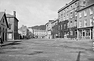 Kinsale - Long Quay, Kinsale, c.1900