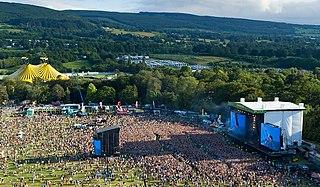Longitude Festival Music festival in Dublin, Ireland
