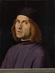 Portrait of Battista Fiera