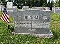 Louis A Bloom gravestone.jpg