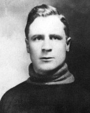 Louis Berlinguette - Berlinguette in the 1919–20 season.