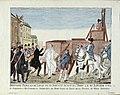Louis XVI et son confesseur Edgeworth avant son exécution, place de la Révolution, le 21 janvier 1793.jpg
