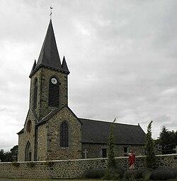 Lourmais (35) Église 01.jpg