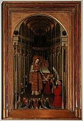 Le Sacerdoce de la Vierge
