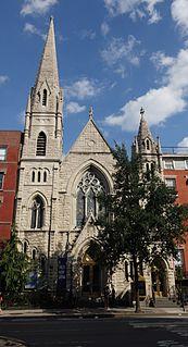 Middle Collegiate Church Church in New York, United States