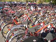 Ludwigshafen-Oppau BASF-Parkplatz