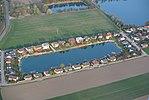 Luftfoto Zögernsee Stockerau 2014 02.jpg