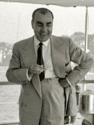 Luis Carrero Blanco - Image: Luis Carrero Blanco, 1963 (cropped)