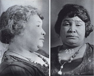 Lulu White Brothel madam, procuress, entrepreneur in New Orleans, Louisiana during the Storyville period