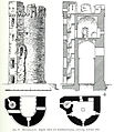 Luthmer V - 97 - Oberlahnstein Abgebr. Turm der Stadtbefestigung nach Ing. Scholter 1861.jpg