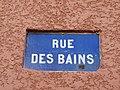 Lyon 9e - Rue des Bains - Plaque (fév 2019).jpg