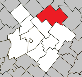 Lyster Quebec location diagram.png