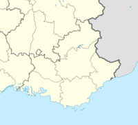 AVN is located in Provence-Alpes-Côte d'Azur