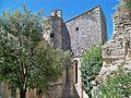 Ménerbes - Abbaye St Hilaire 4.JPG