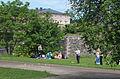 Mölkky - Suomenlinna 2009 C IMG 0293.jpg