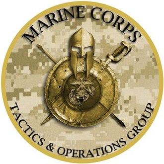Marine Corps Tactics and Operations Group - Image: MCTOG New Logo