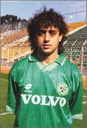 Maccabi Haifa F.C. - Reuven Atar, played 10 years in the club.