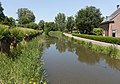 Maassluis, straatzicht de Weverskade achter het Buizerdflat foto6 2016-06-06 13.47.jpg