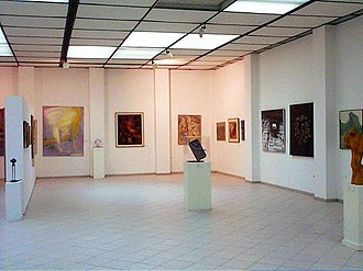 Art Gallery of the Society for Macedonian Studies - Image: Macedonian Museums 71 Pinakothiki EMS 310
