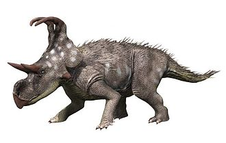 Wahweap Formation - Machairoceratops