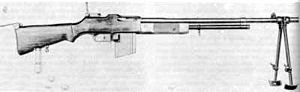 History of IBM - Browning Automatic Rifle