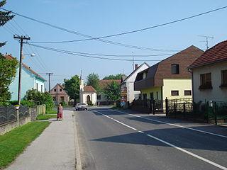 Macinec Village in Međimurje County, Croatia