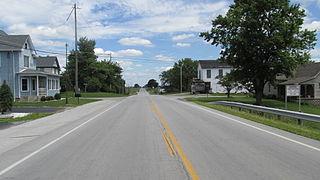Madison Mills, Ohio Unincorporated community in Ohio, United States