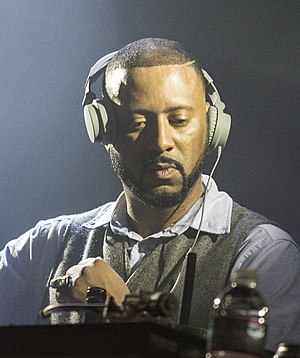 Madvillainy - Madlib (pictured in 2014), producer of the album and half of the duo