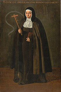 Madre Jerónima de la Fuente, by Diego Velázquez.jpg