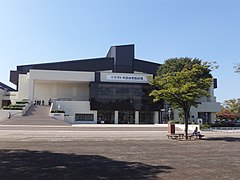 Maebashi Citizen gymnasium 2016-10.jpg