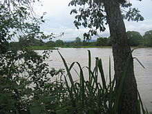 The Magdalena River at Villa Vieja