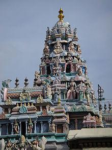 Sri Mahamariamman Temple Penang Wikipedia
