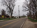Main Street, Onsted, Michigan (Pop. 909) (14053469992).jpg