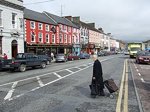 Carrickmacross - Main Street