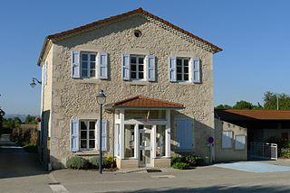 La Motte-Fanjas Commune in Auvergne-Rhône-Alpes, France