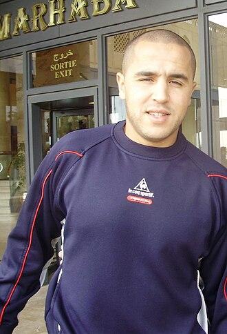 2011–12 Lekhwiya SC season - Madjid Bougherra scored a goal on his debut