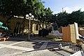 Malta - Valletta - Republic Street - View on Great Siege Monument 1927 by Antonio Sciortino.jpg