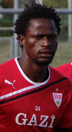 Mamadou Bah