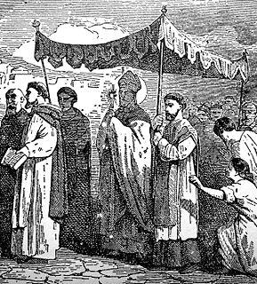 Mamertus Archbishop of Vienne