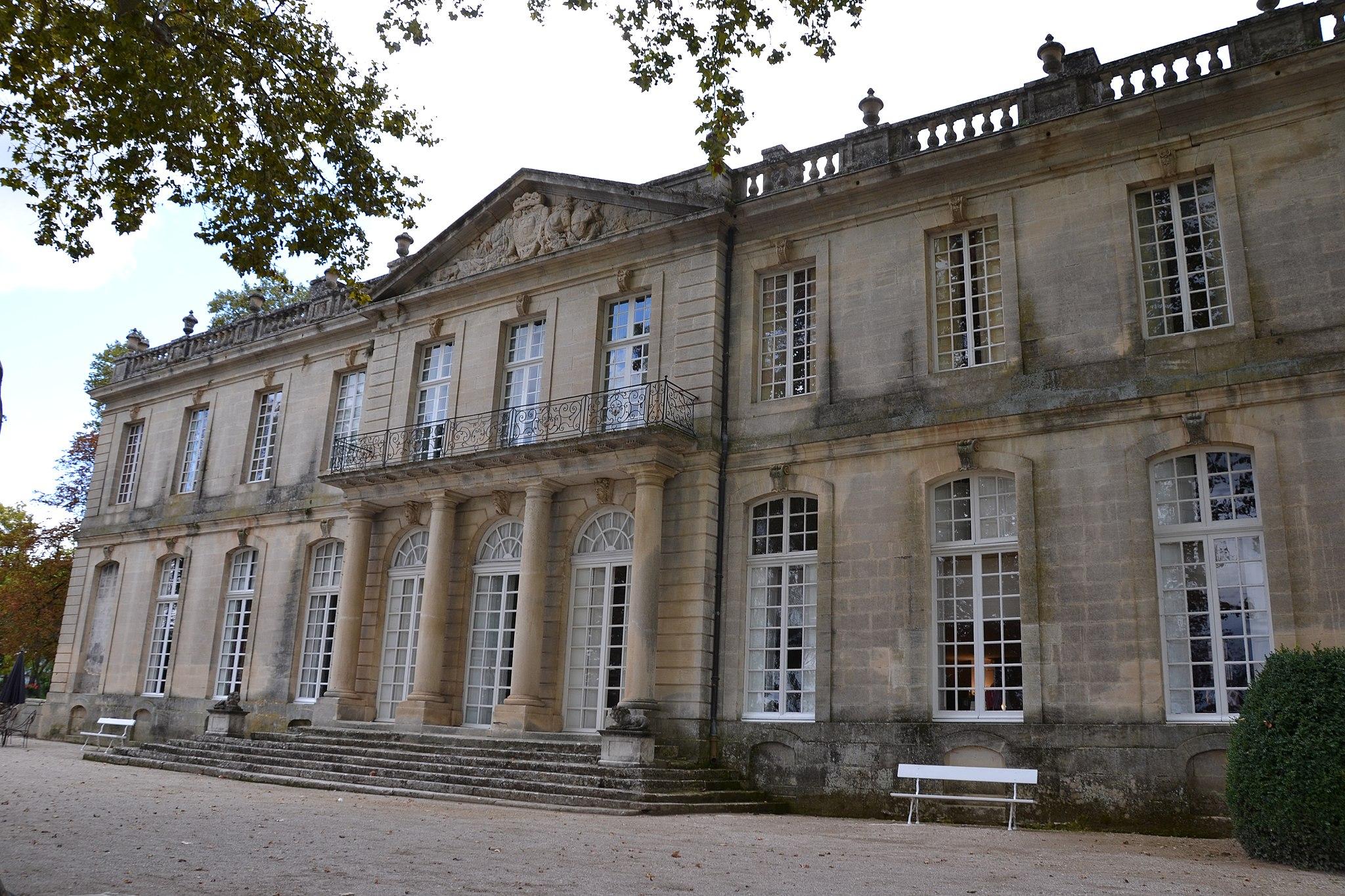 Mane Château de Sauvan