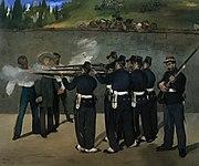 A execução de Maximiliano