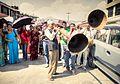 Manifestación política en Pokhara (8513902112).jpg
