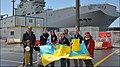 Manifestation No Mistrals For Putin Saint Nazaire 20140511.jpg