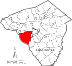 Manor Township, Lancaster County Highlighted.png