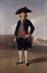 Francisco Goya: Don Manuel Lapeña, later Marquis of Bondad Real