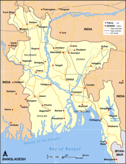 Atlas of bangladesh wikimedia commons map bangladesh roadrailg gumiabroncs Gallery